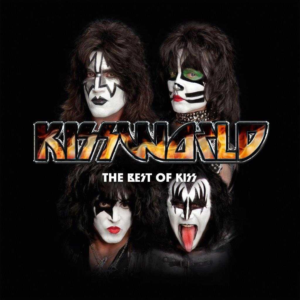 アルバム『KISSWORLD – THE BEST OF KISS』