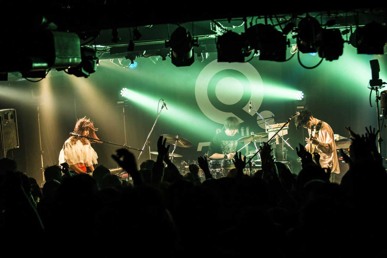 12月29日(土)@名古屋 APOLLO BASE Live photo by タカギ ユウスケ