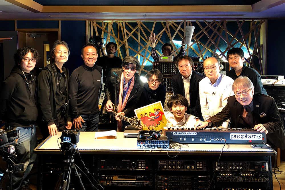 1月2日『名盤ドキュメント YMO編』&『細野晴臣イエローマジックショー2』 NHKにてテレビ番組2本立て一挙放送