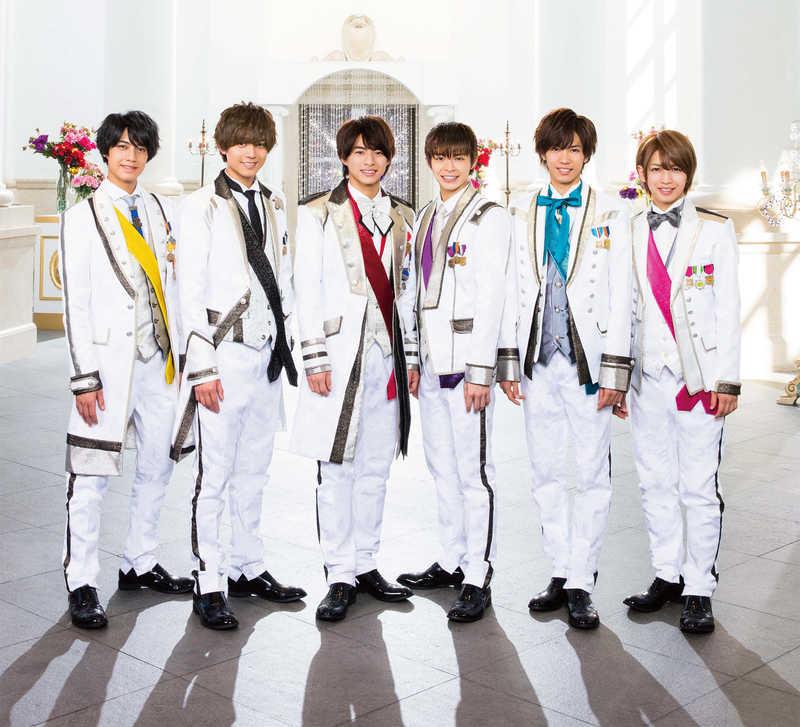 今人気の6人組アイドルグループ・King&Princeを徹底解説!