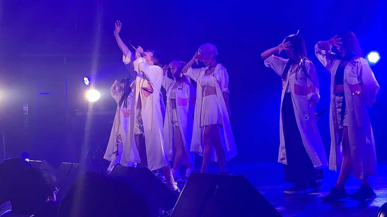 2019年1月9日 at TSUTAYA O-EAST