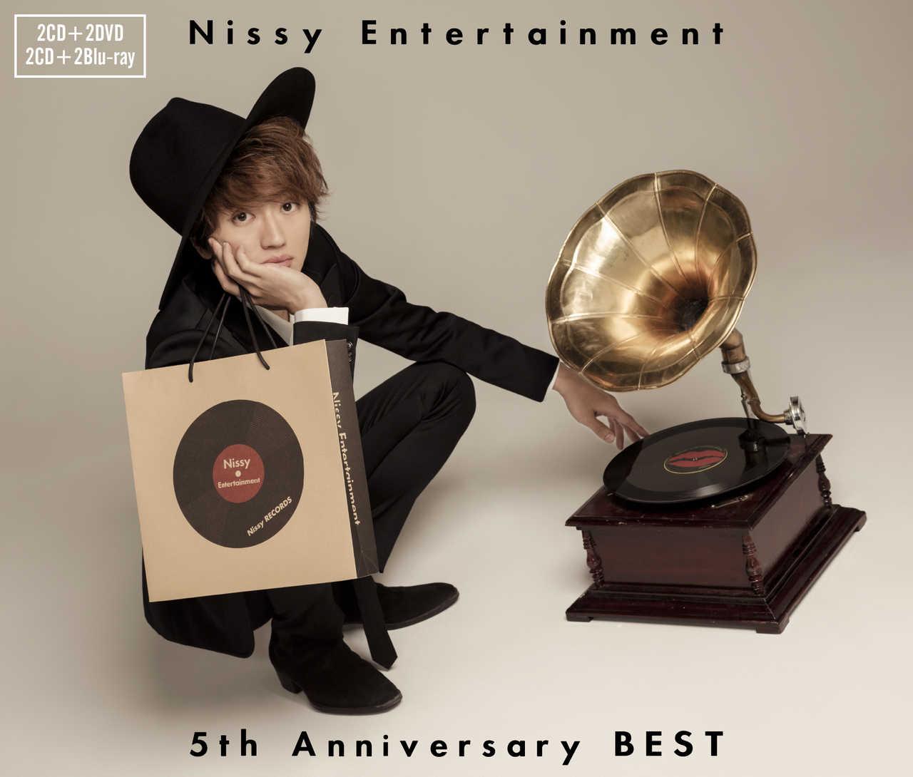 Nissy(西島隆弘)、2月4日発売ベストアルバムのジャケット写真・収録内容公開!
