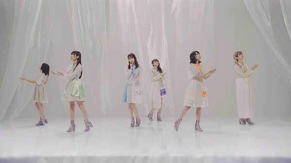 i☆Ris しなやかで美しい大人な雰囲気が漂う新作MV「Endless Notes」を公開!