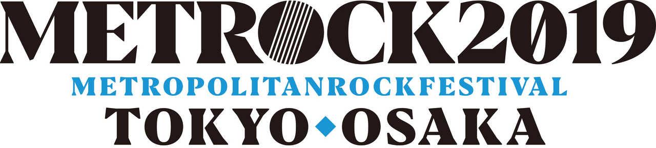 『METROPOLITAN ROCK FESTIVAL 2019』ロゴ