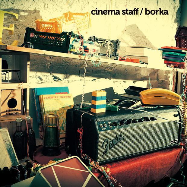 配信シングル「borka」
