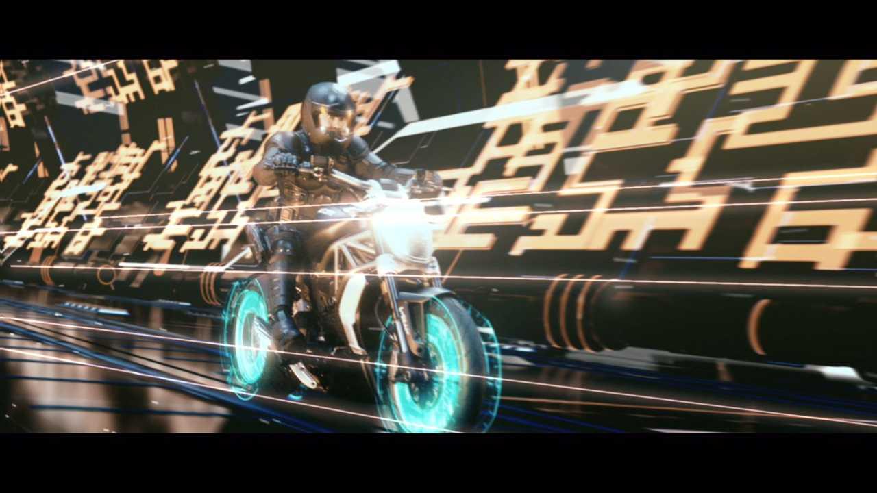 「UNBROKEN (feat. 布袋寅泰)」MV