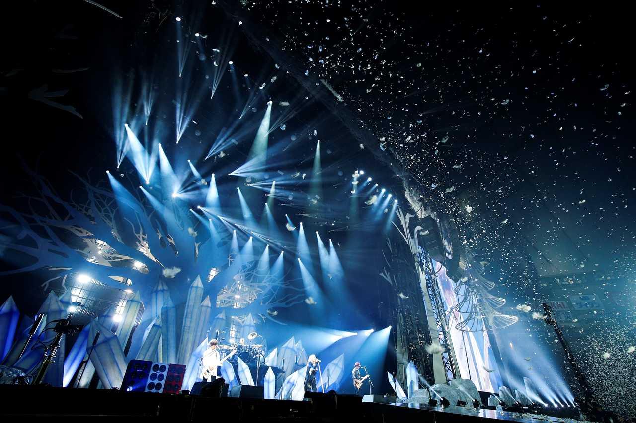 L'Arc〜en〜Ciel ライブ写真