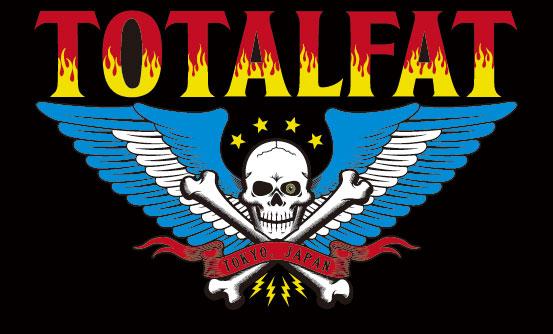 TOTALFAT ロゴ