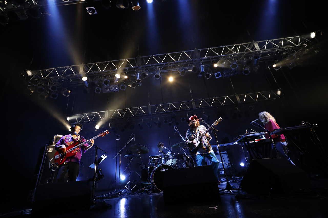 11月13日@Zepp Tokyo