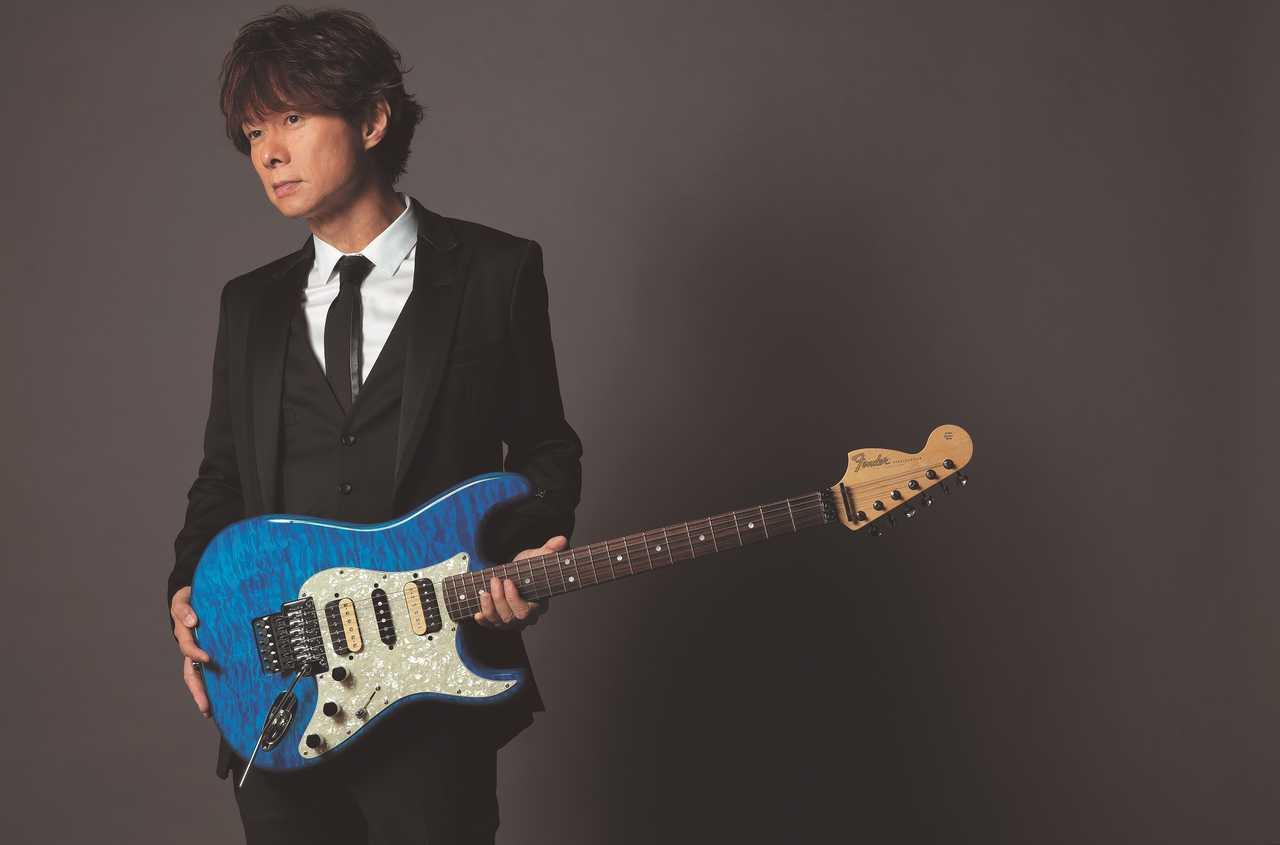 TUBE春畑道哉、音楽雑誌「Player」初の表紙に登場!アルバム特設サイトもオープン!