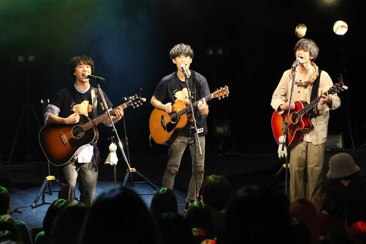 3月8日(金)@東京・渋谷WWW Photo by 大庭 元