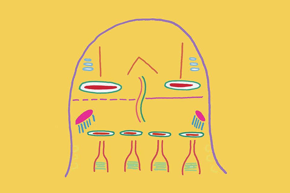 食品まつり a.k.a foodmanがディプロ率いる<Mad Decent>から新EPのリリースを発表