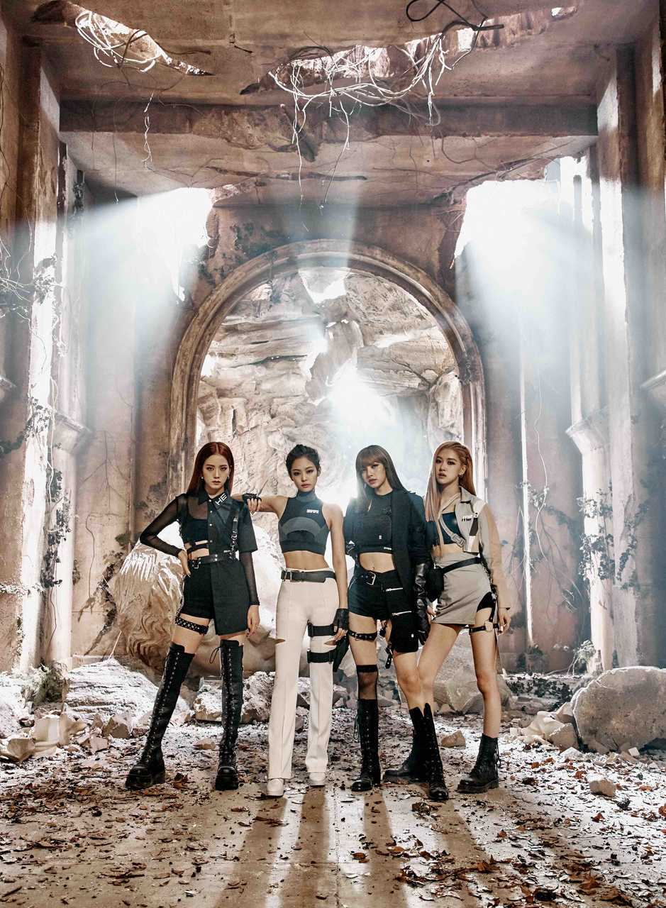 BLACKPINK、最新EP「KILL THIS LOVE」をリリース!