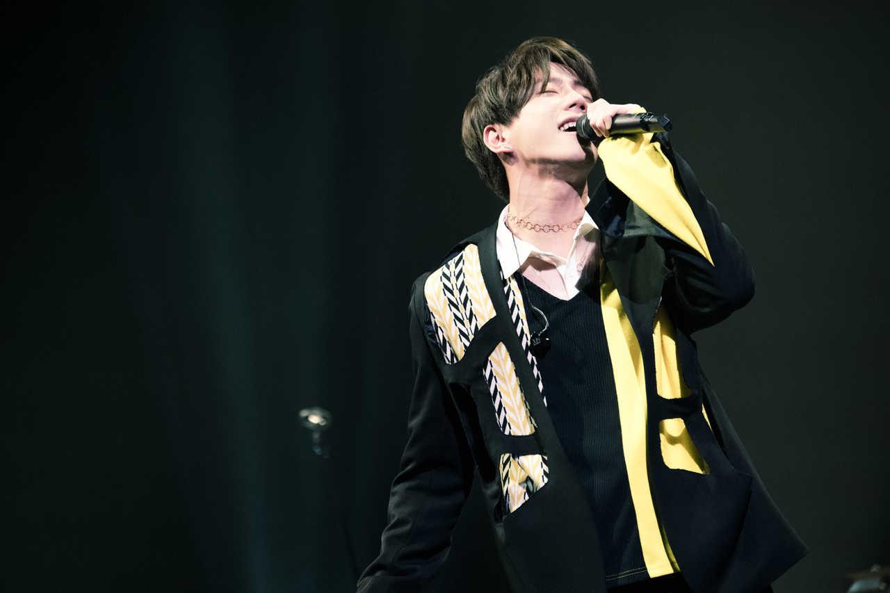 JUN(from U-KISS)初ソロライブでSOLIDEMO、宮脇詩音とコラボ実現!
