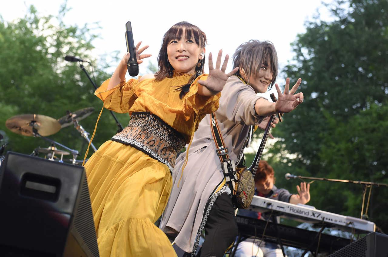 『angela 15th Anniversary Live』(2018年5月19日@河口湖ステラシアター)