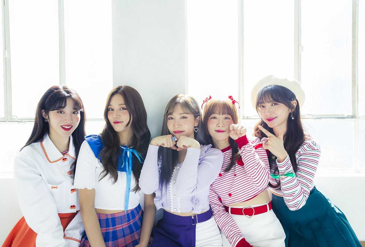 K-POPガールズグループLABOUM、新アー写公開! KOBASOLOとのコラボ動画も公開!