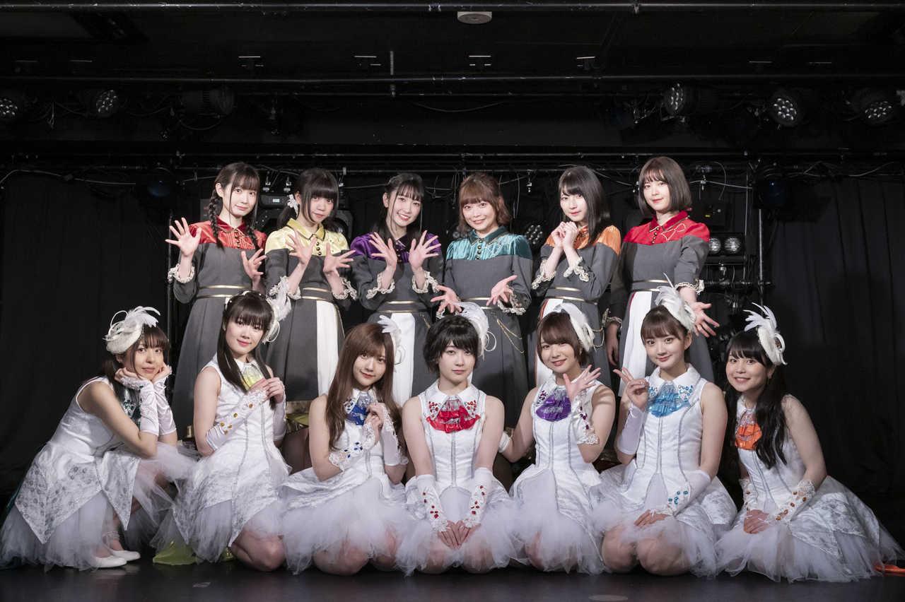 4月7日@新宿・Zirco Tokyo(Kleissis×サンドリオン)