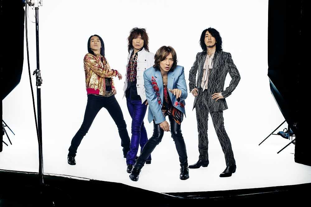 THE YELLOW MONKEY ニューアルバム『9999』がオリコン週間デジタルアルバムランキング等で1位を獲得し4冠達成!