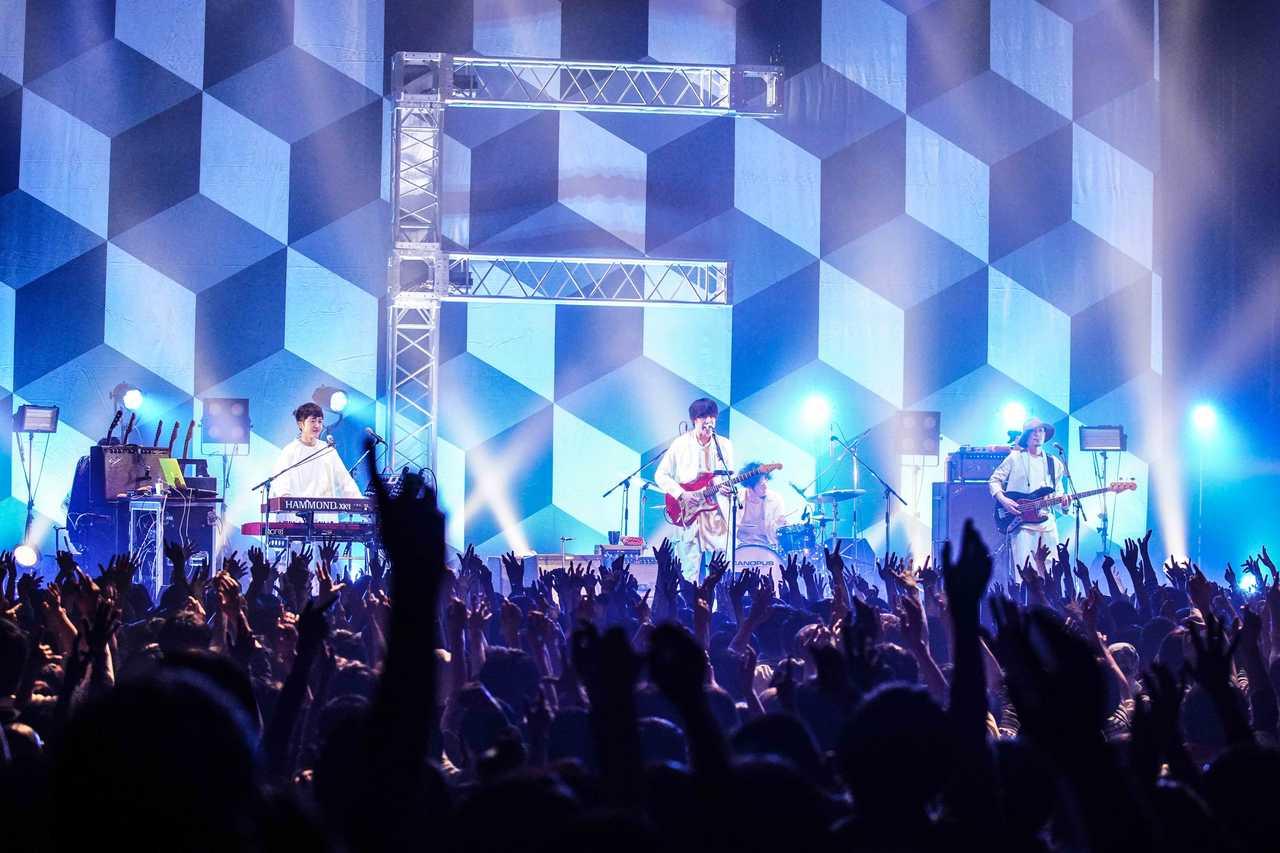 2019年4月14日 at Zepp DiverCity TOKYO