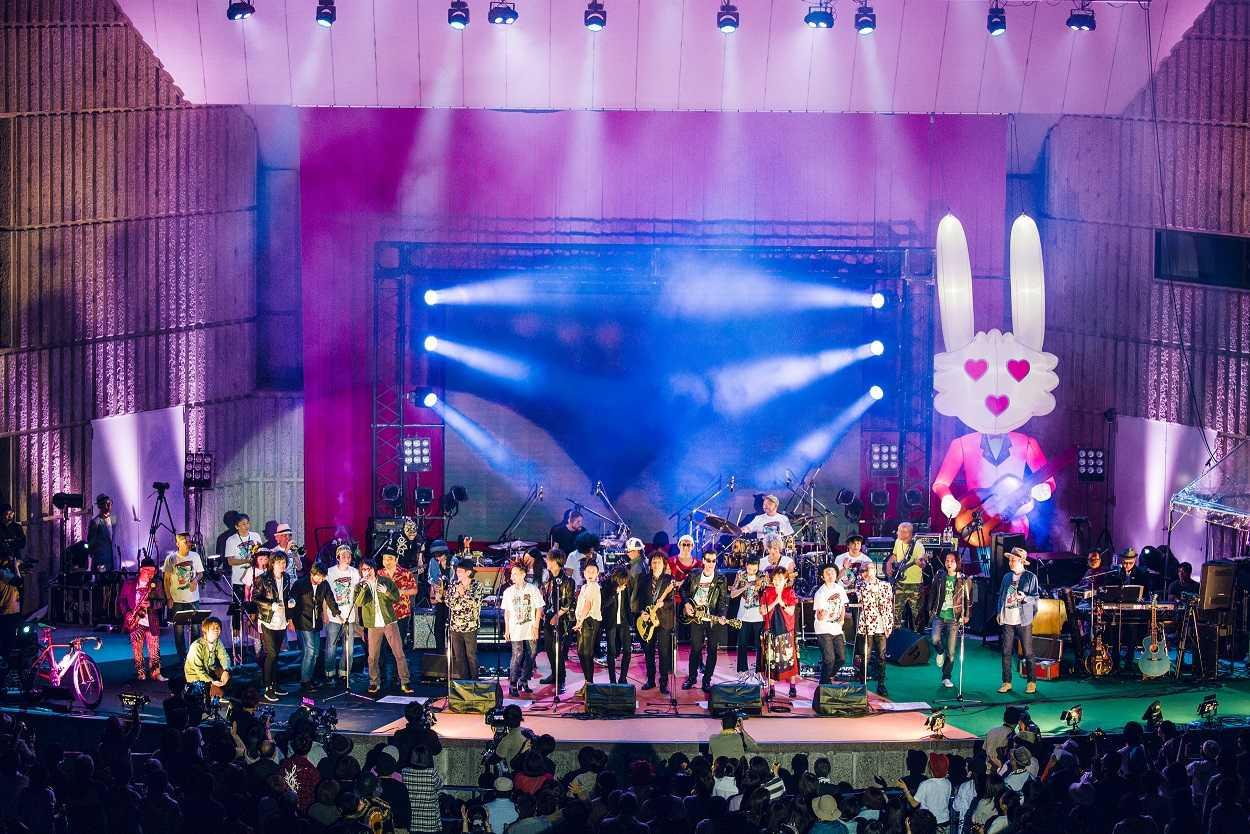 5月4日@東京・日比谷野外音楽堂