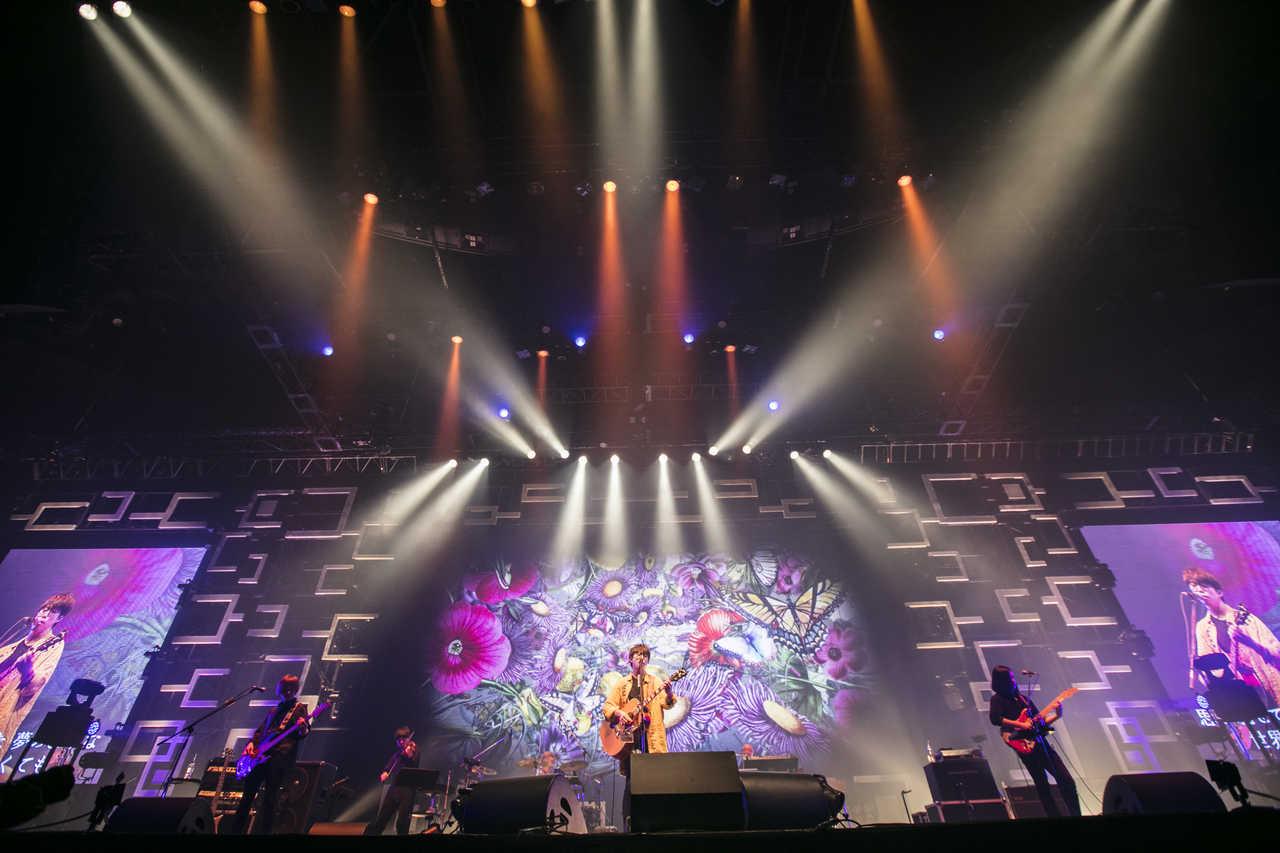 高橋優 、LIVE TOUR 2018-2019「STARTING OVER」横アリ公演を5/26オンエア!