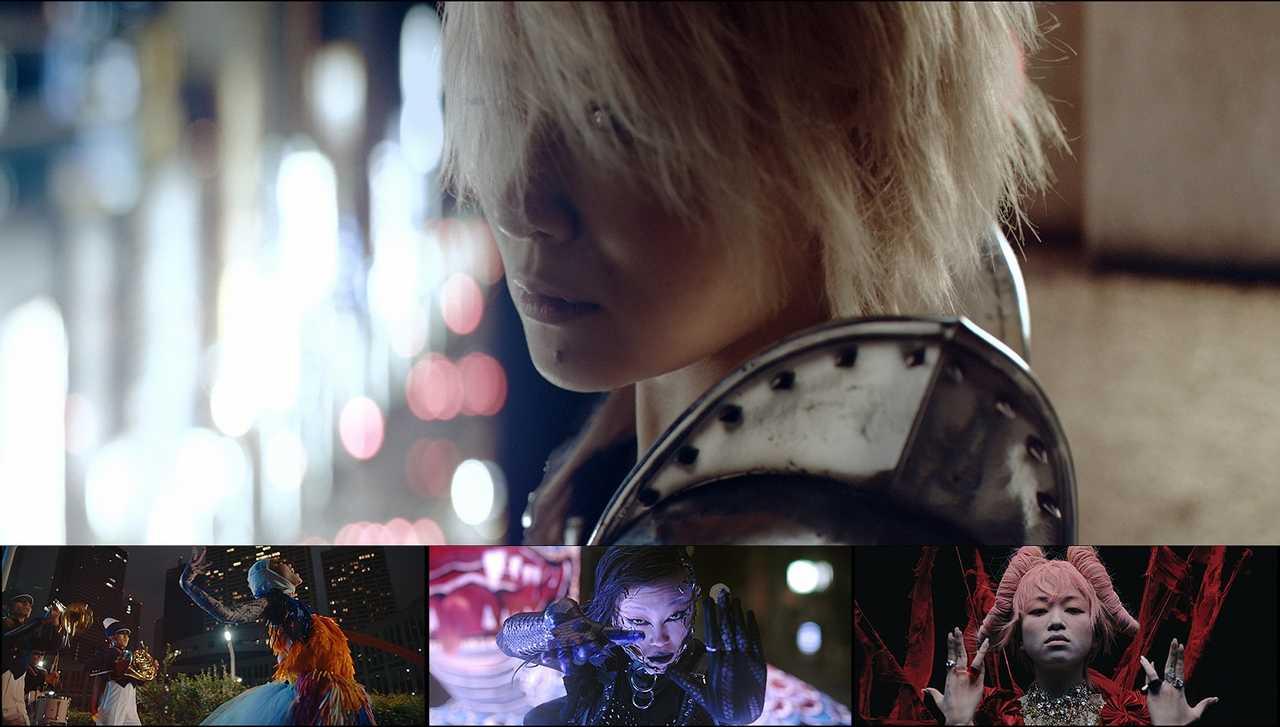 椎名林檎、ニューアルバム『三毒史』より新作MV「鶏と蛇と豚」が完成!