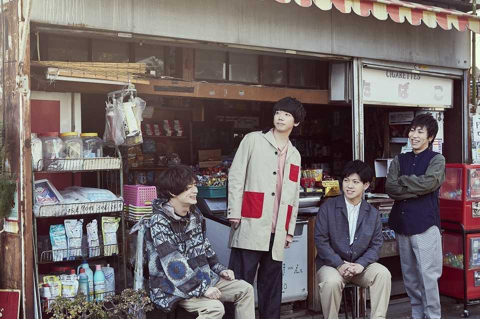 """sumika、アニメ「MIX」OPテーマ""""イコール""""、5/23「SONAR MUSIC」にてフルサイズ初オンエア!"""