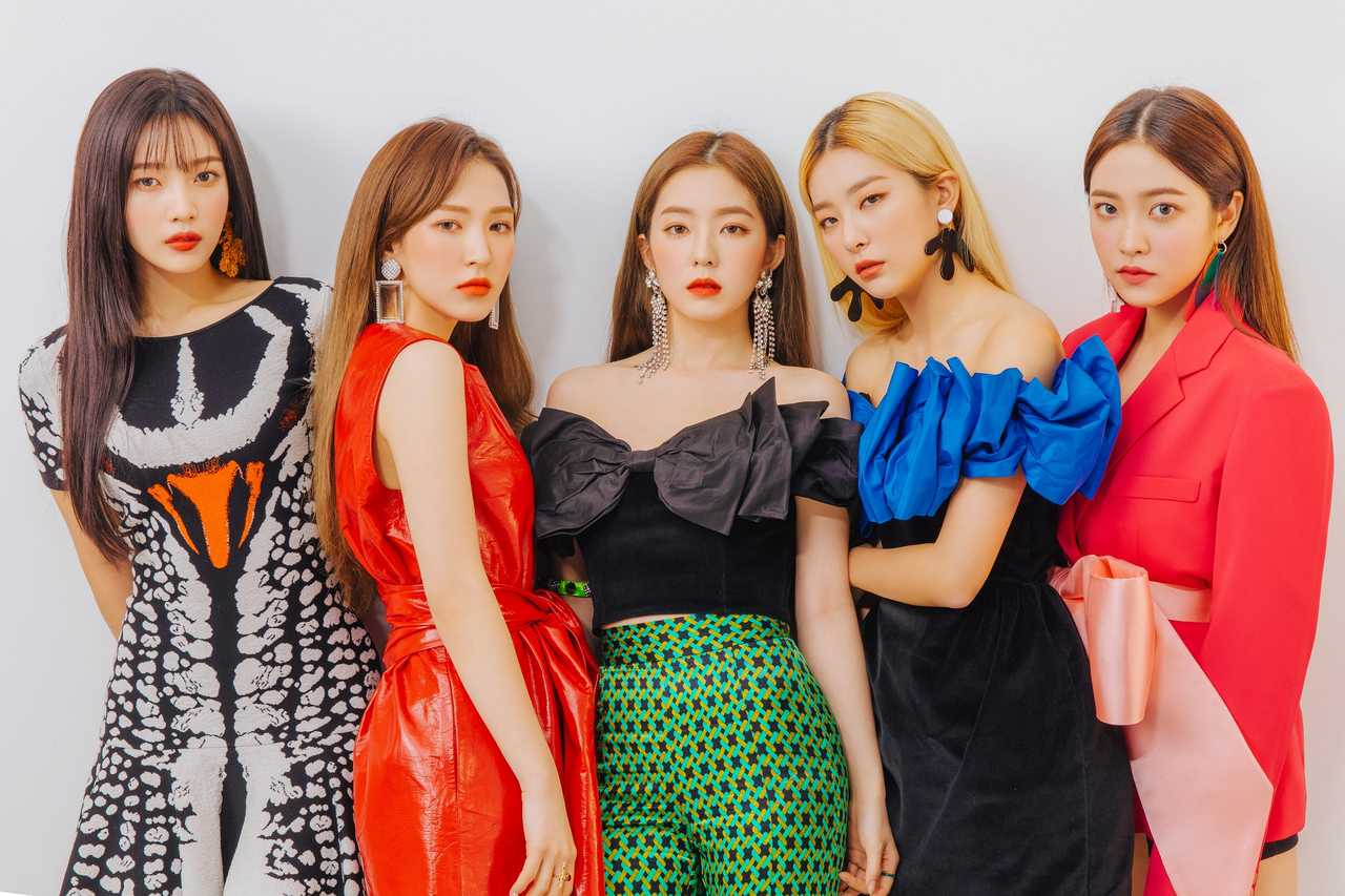 Red Velvet、2nd Mini Album 「SAPPY」リリース!かわいすぎるビジュアルが話題に!
