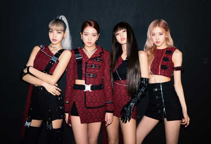 BLACK PINK 『WIRED MUSIC FESTIVAL'19』に出演決定!