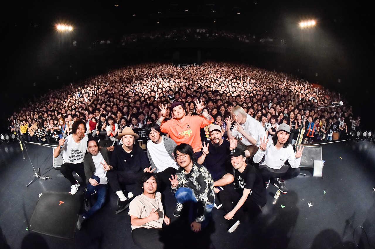 6月5日(水)@Zepp Tokyo Photo by AZUSA TAKADA
