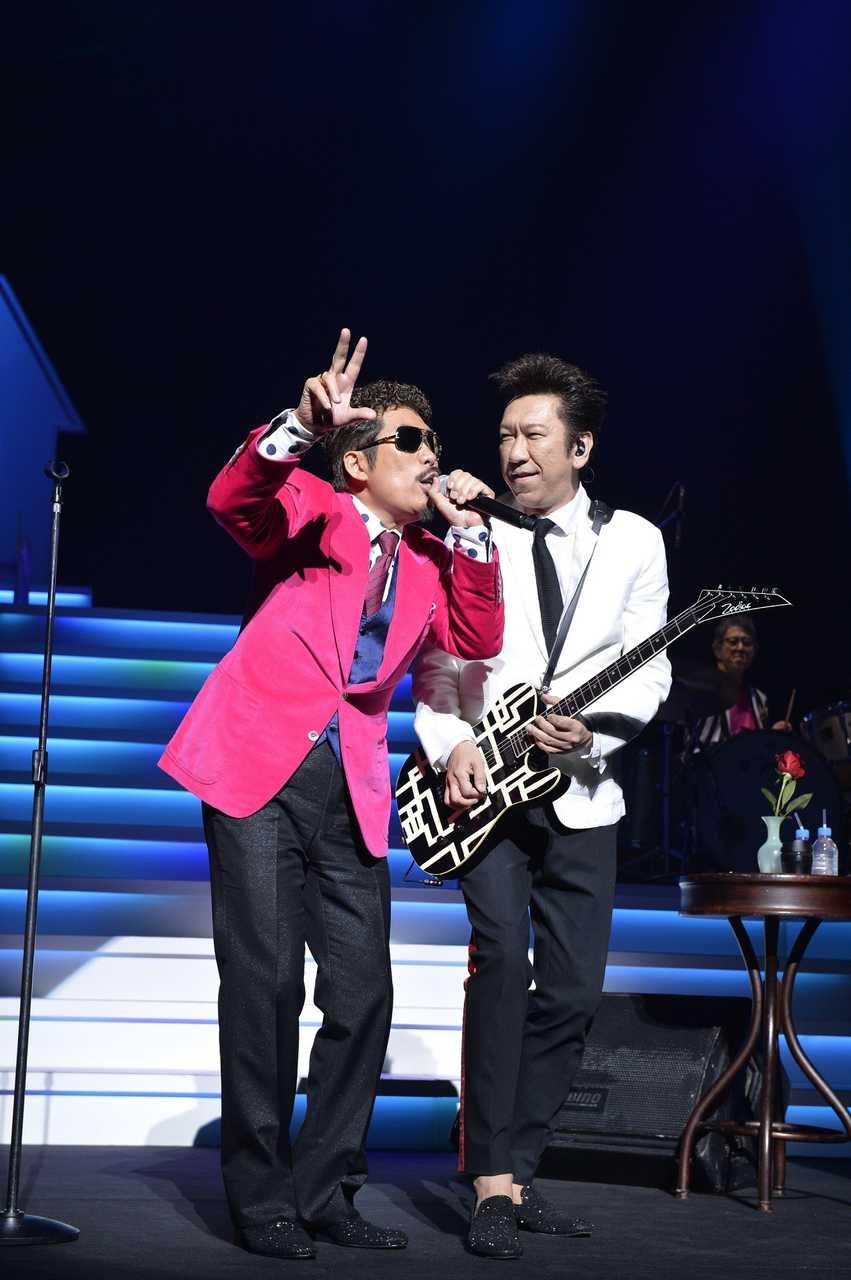 鈴木雅之の全国ツアーに、サプライズゲストが多数出演!