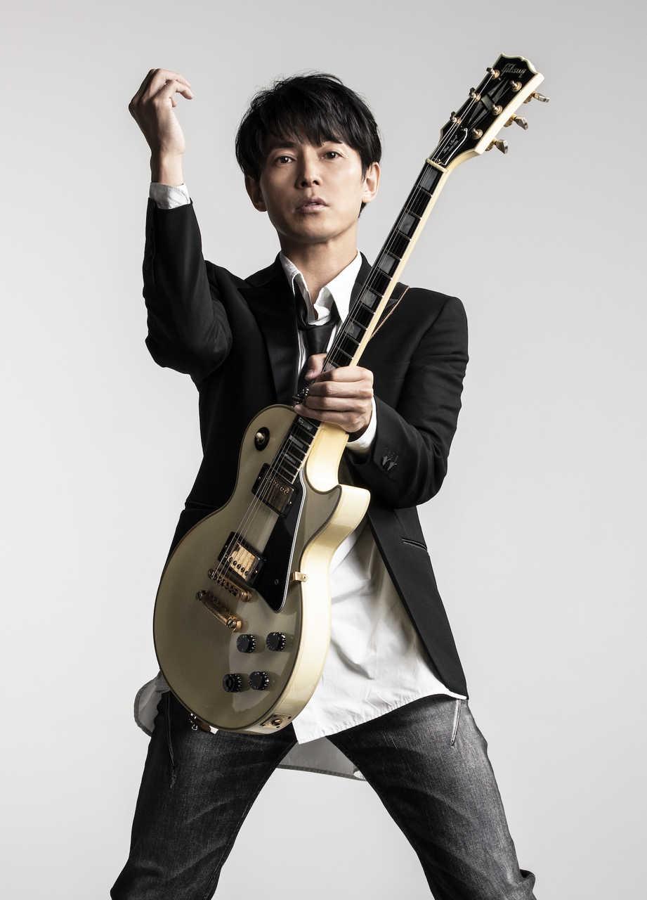 藤木直人、音楽活動20周年特番「藤木直人20th Music Works」が6/23に放送決定!