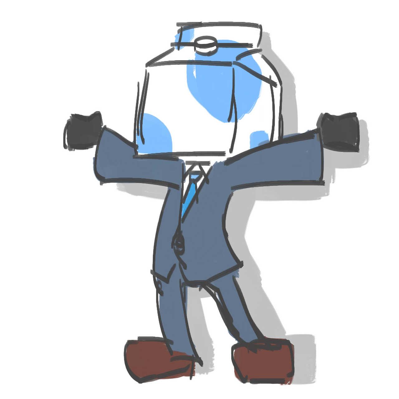 ウォルピスカーターキャラクターアイコン