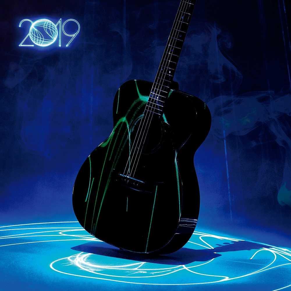 アルバム『2019』【通常盤】(CD)