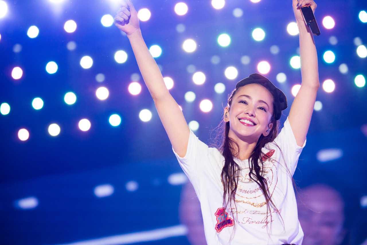安室奈美恵の音楽とまた向き合える!!彼女の作品が配信開始!