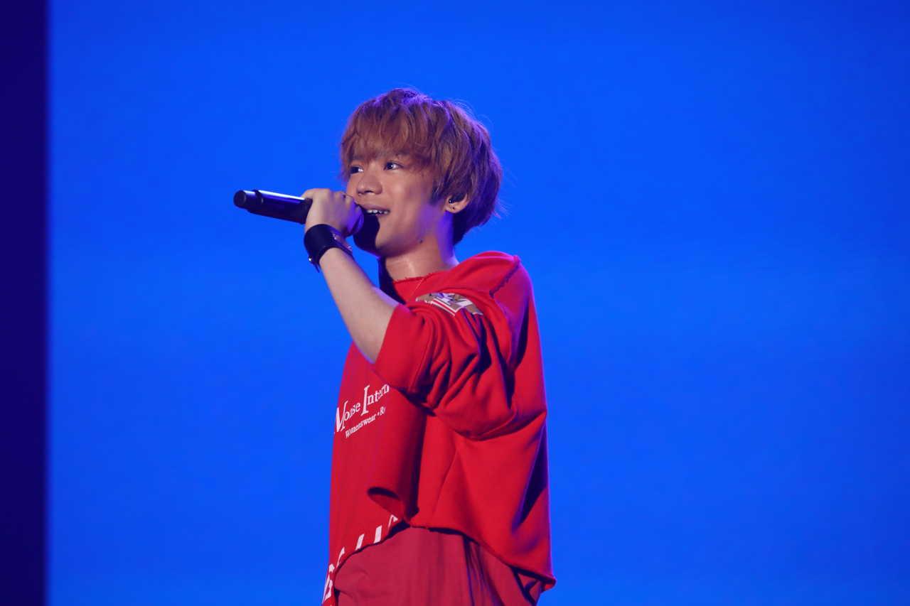 6月22日@幕張メッセ 国際展示場 9~11ホール(小野賢章)