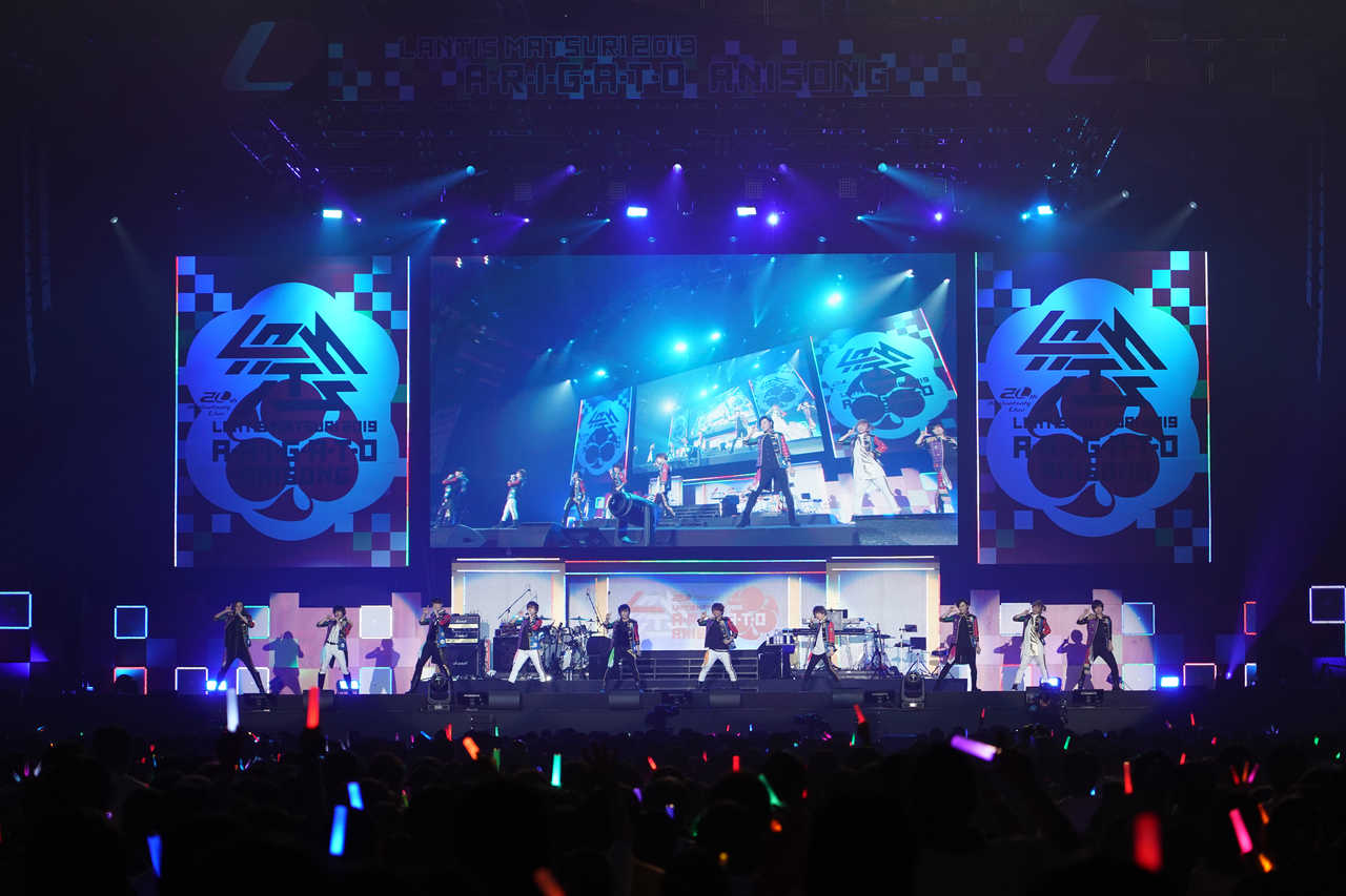 6月22日@幕張メッセ 国際展示場 9~11ホール(アイドルマスター SideM)