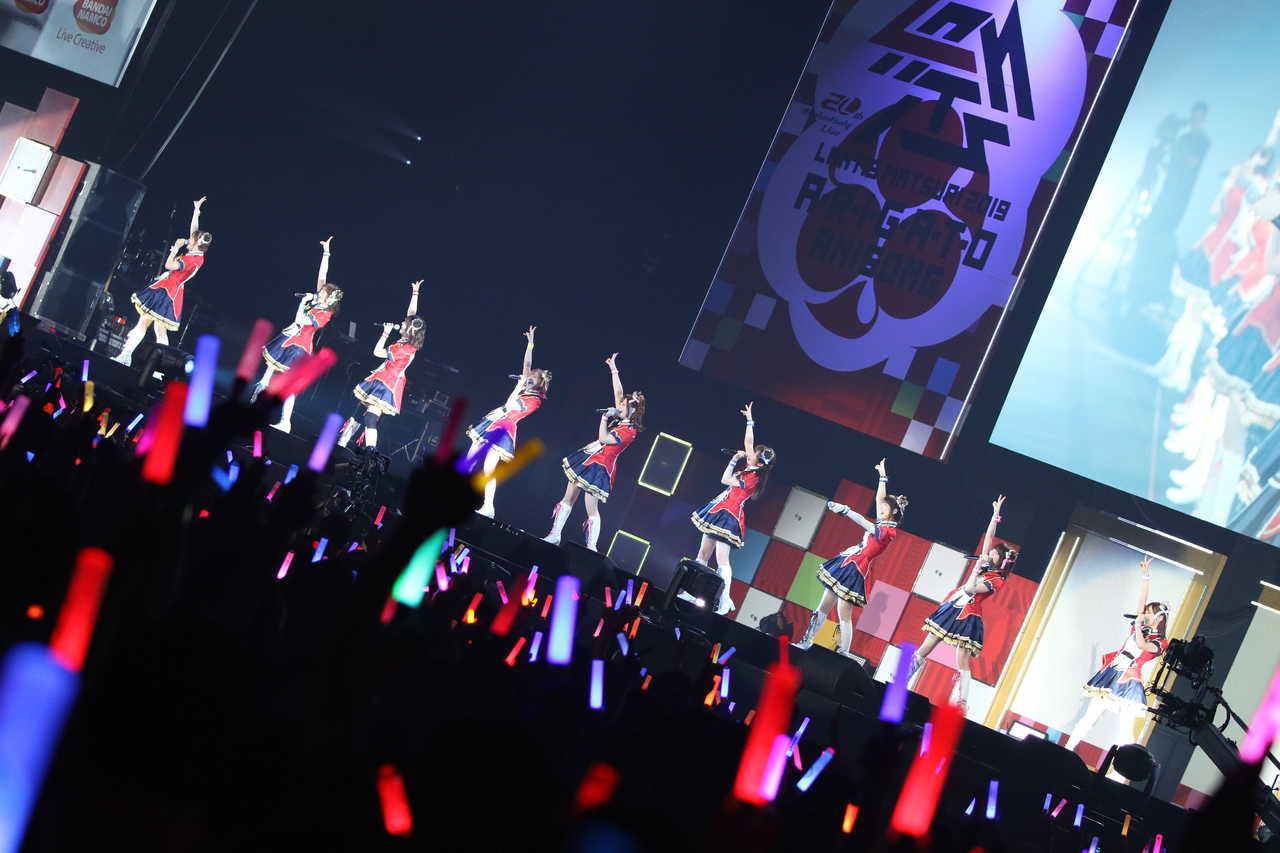 6月23日@幕張メッセ 国際展示場 9~11ホール(アイドルマスターミリオンライブ!ミリオンスターズ!)