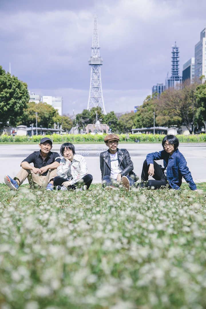 10/4(金)フラカン主催「DRAGON DELUXE DELUXE」@名古屋センチュリーホール、スピッツの出演が決定!