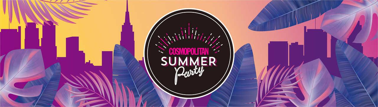 『COSMOPOLITAN SUMMER Party』