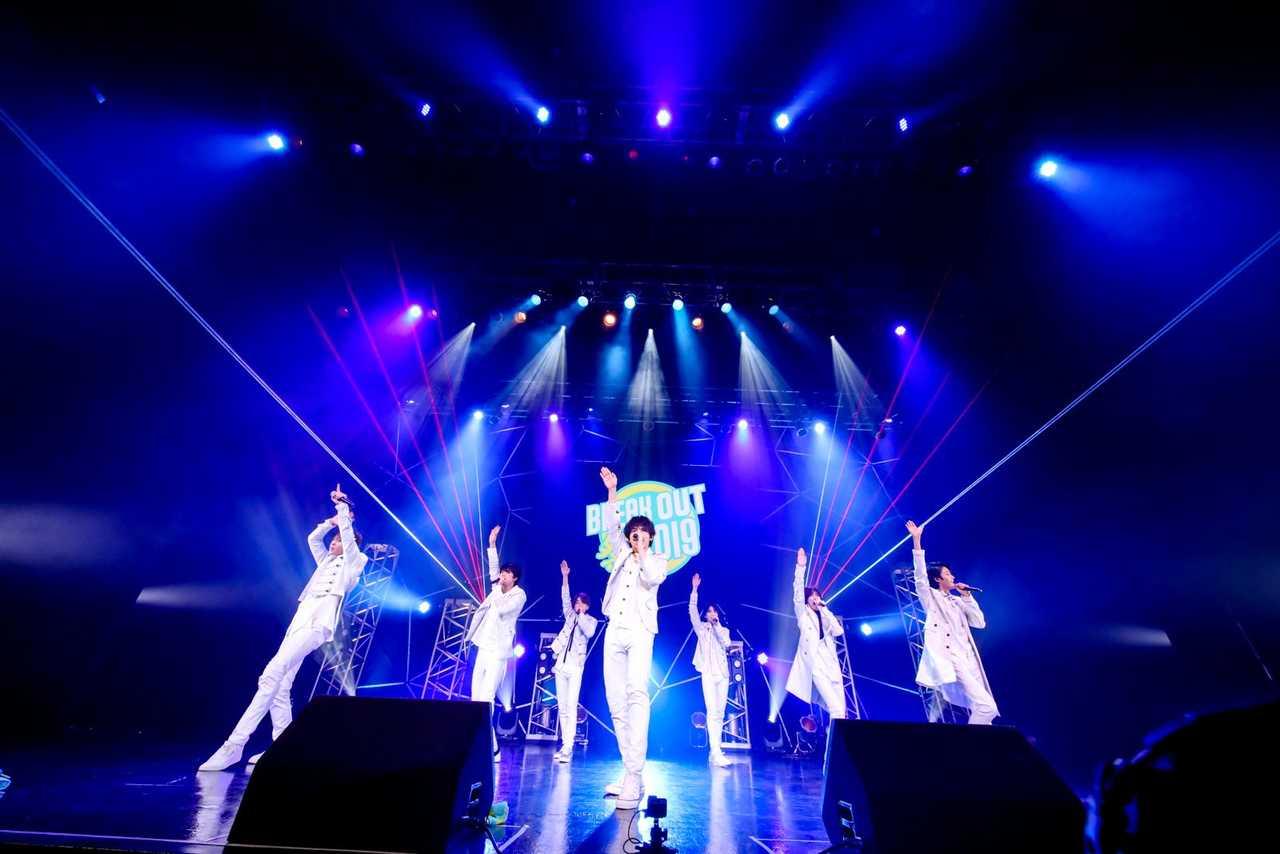 7月5日@Zepp Tokyo(M!LK)