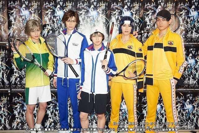 「ミュージカル『テニスの王子様』3rdシーズン」新作が開幕