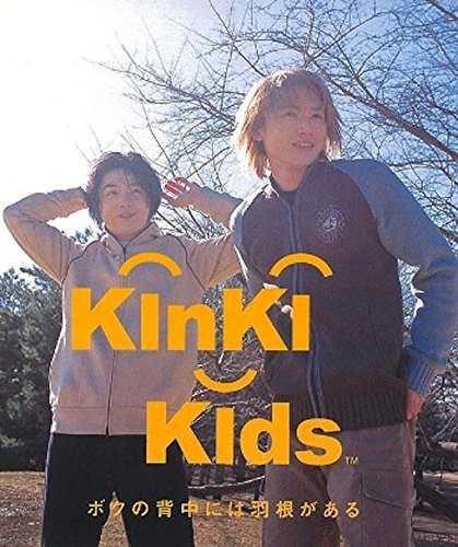 KinKi Kids「ボクの背中には羽根がある」を令和元年7月に聴く