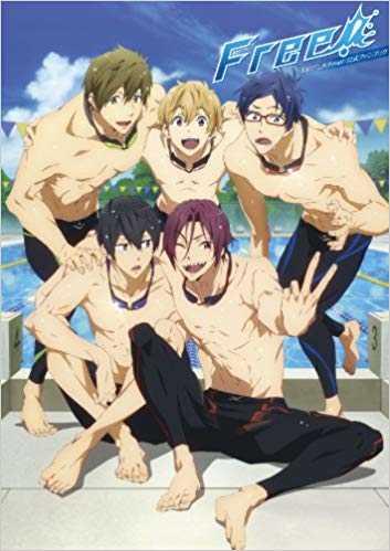 完全新作劇場版2020年夏公開!水泳にかける青春「Free!」