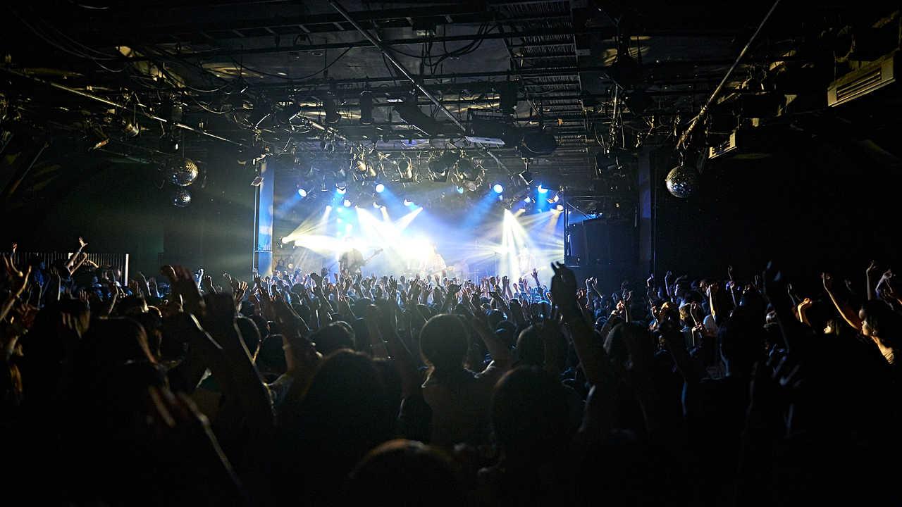 7月25日 at 渋谷CLUB QUATTRO