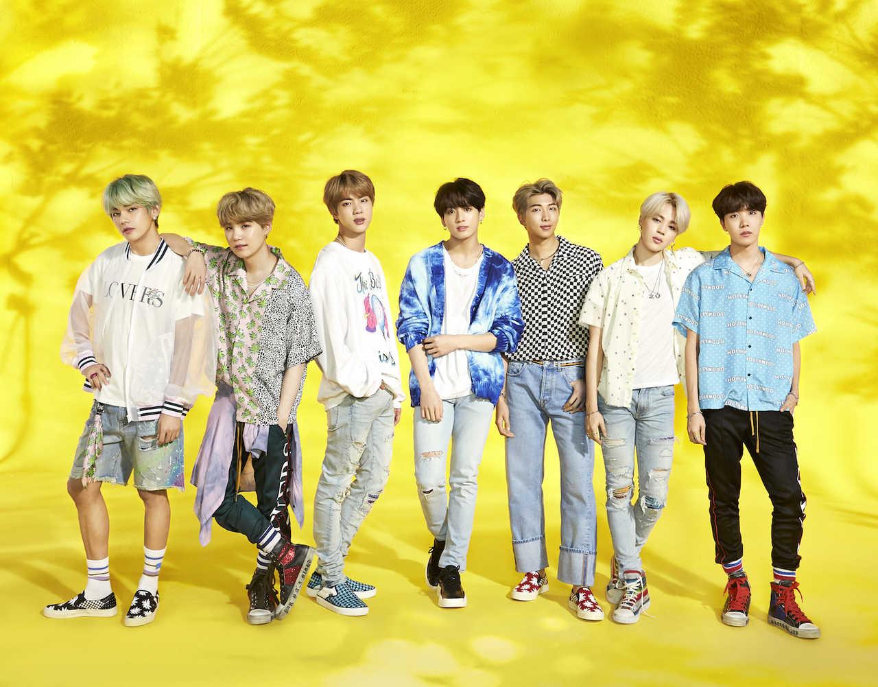 BTS最新シングルが、 日本レコード協会からミリオン認定!