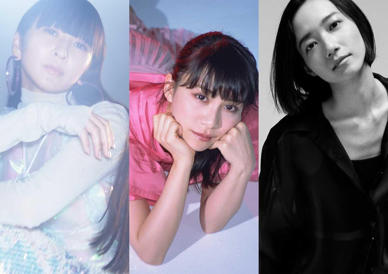 Perfume コーチェラフェスでの映像を初のベストアルバムに収録決定!