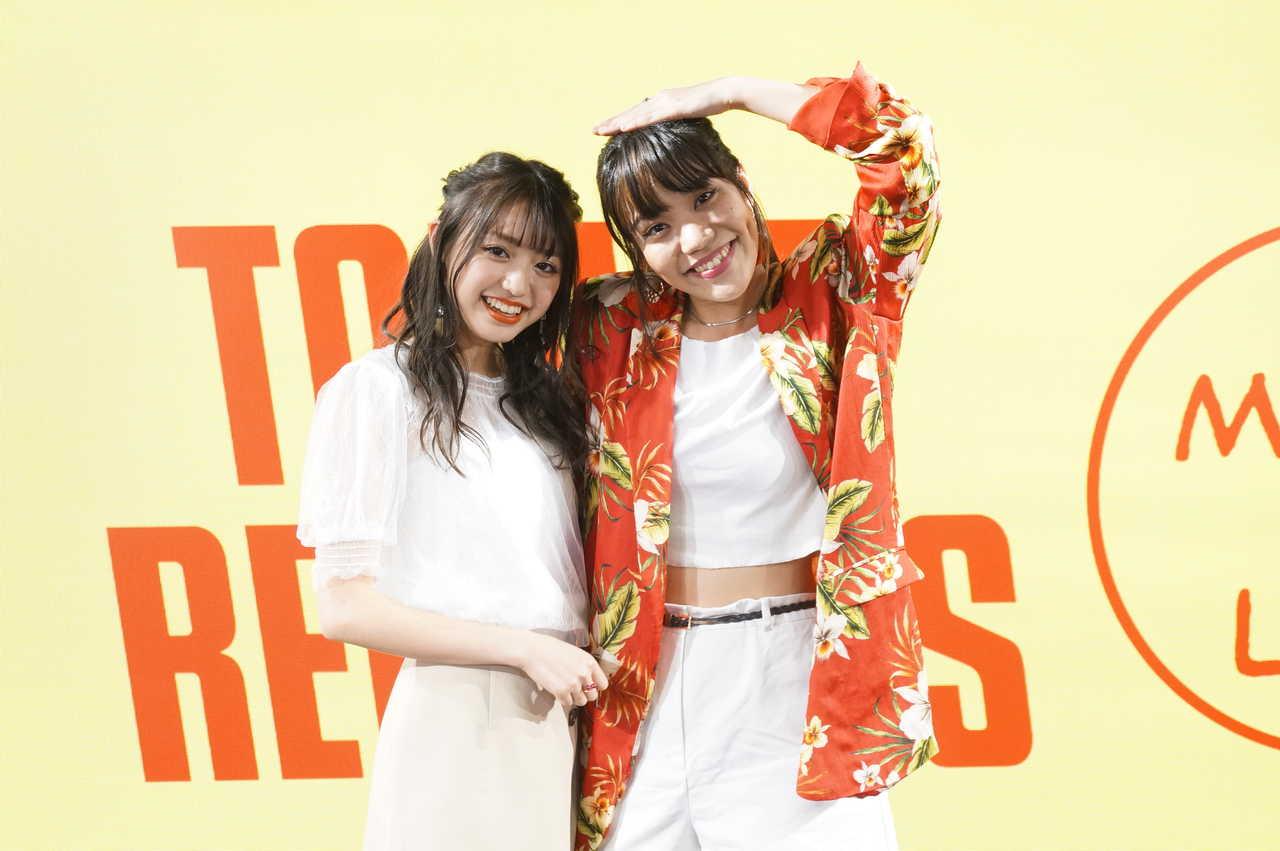8月21日@タワーレコード渋谷店