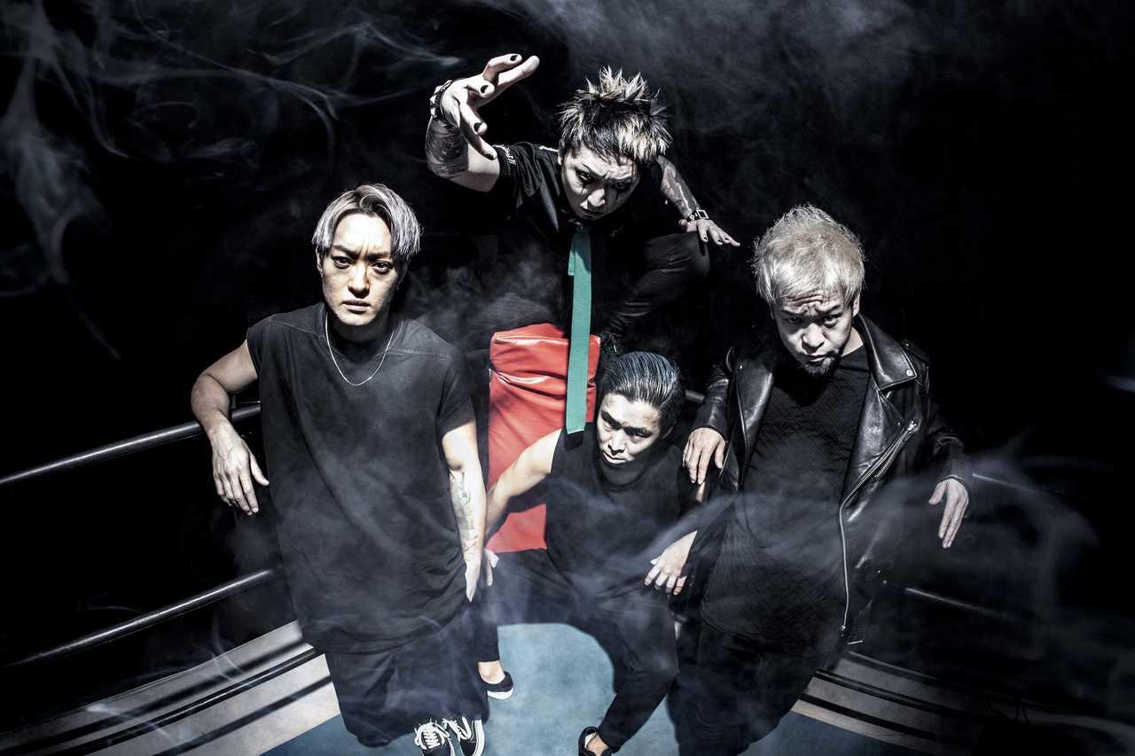 SiM 来春発売予定の5thフルアルバム プレツアー全18公演の対バンが発表に!