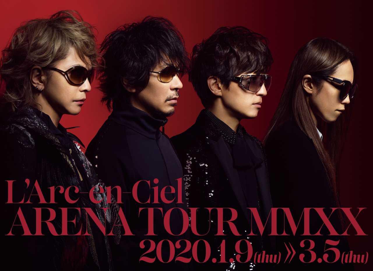 『L'Arc-en-Ciel ARENA TOUR MMXX』